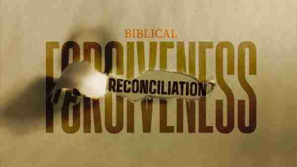 Reconciliation - Part 4 Image
