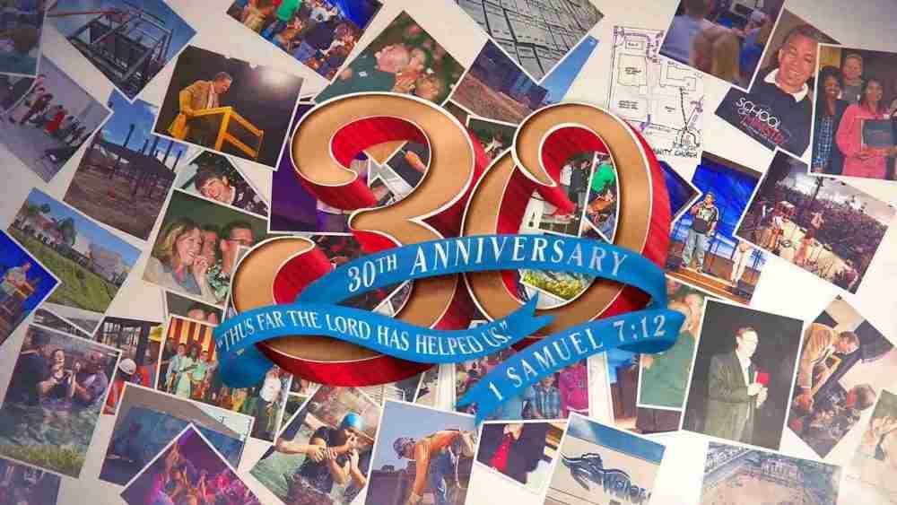 30th Anniverary