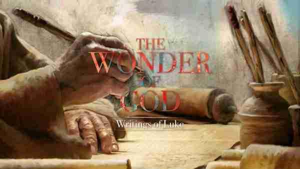 The Wonder of God - Part 1 Image