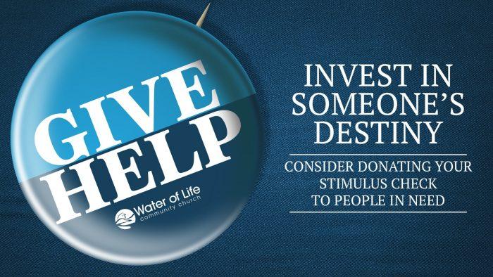 GIVE HELP B